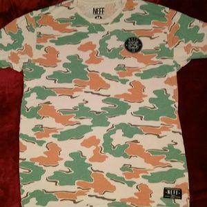 Men's Neff Camo T-shirt